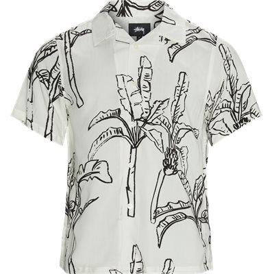 Banana Tree Shirt Regular   Banana Tree Shirt   Hvid